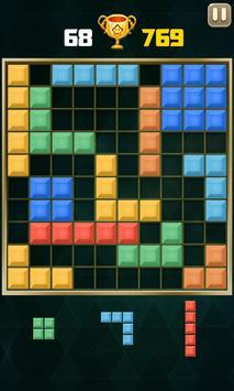 Block Puzzle الملصق