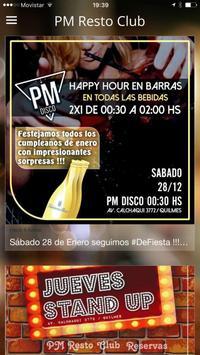 PM Resto Club screenshot 3