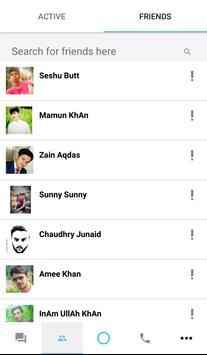 SileBook Messenger screenshot 1