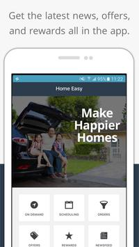 Home Easy - Property Management On Demand poster