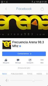 Frecuencia Arena screenshot 2