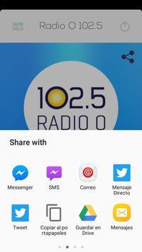 Radio O 102.5 screenshot 2