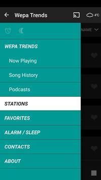 Wepa Radios screenshot 2