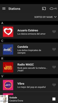 Wepa Radios screenshot 3