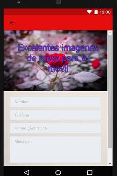Descargar Rosas DeAmor Gratis apk screenshot