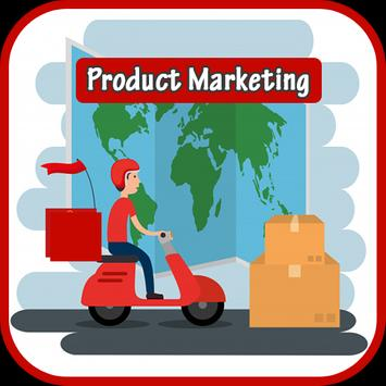 Product Marketing poster