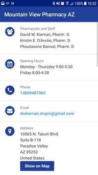 Mountain View Pharmacy AZ screenshot 1