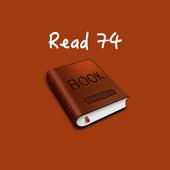 Read 74 icon