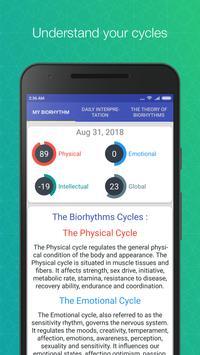 Biorhythm Calculator screenshot 8