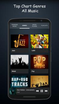 Cloud Music Player screenshot 1
