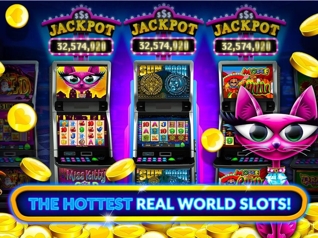 slots of vegas casino download