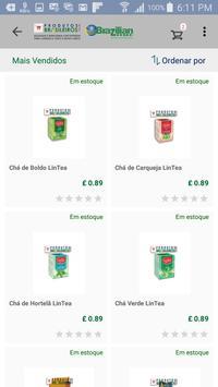 Produtos Brasileiros apk screenshot