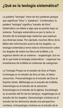 Diccionario Teológico screenshot 4