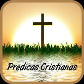 Written Christian preaching icon