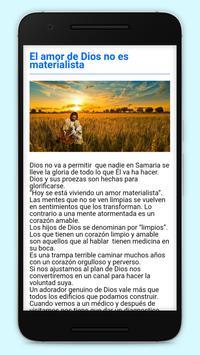 Written Christian preaching poster