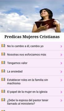 Predicas Christian Women apk screenshot