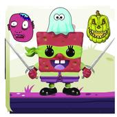 SuperSponge vs HalloweenZombie icon