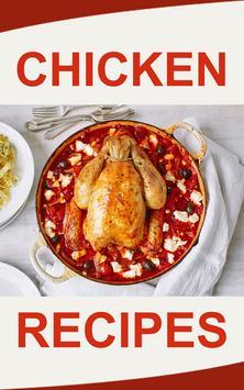 Chicken Recipes in Urdu poster