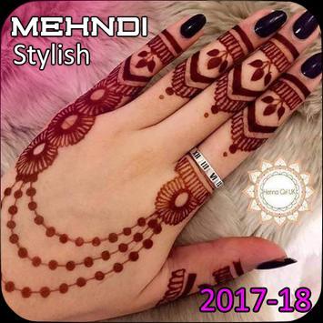 stylish mehndi new mehandi design photos