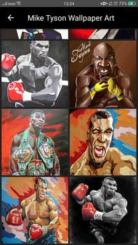 Mike Tyson Wallpaper HD Apk Screenshot