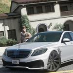 3D Mercedes S-Class Simulator APK
