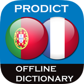 Portuguese - French dictionary icon
