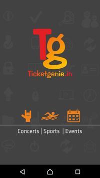 Ticketgenie apk screenshot