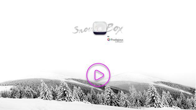 Snow Box poster