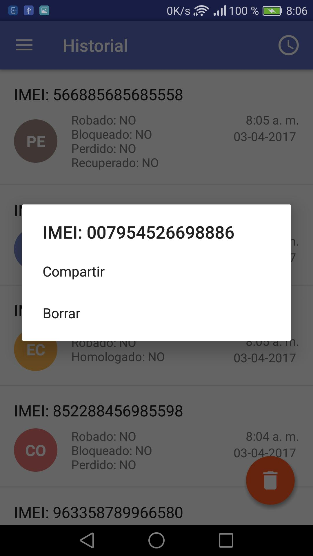 Check IMEI for Android - APK Download