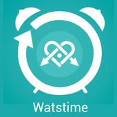 Watstime Next Generation Alarm icon