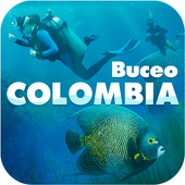 Diving Colombia icon