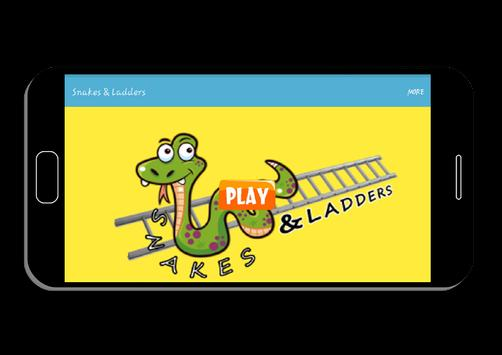 Snakes Ladders 3D (Unreleased) poster