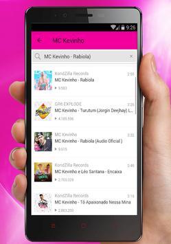 Rabiola MC Kevinho Canciones y Letras screenshot 2