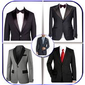 Men Suit Photo Editor icon