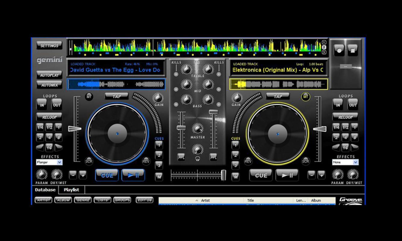 Virtual DJ Mixer Pro APK Download - Free Music & Audio APP ...