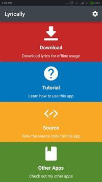 Music Lyrics - Lyrics for all music for Android - APK Download