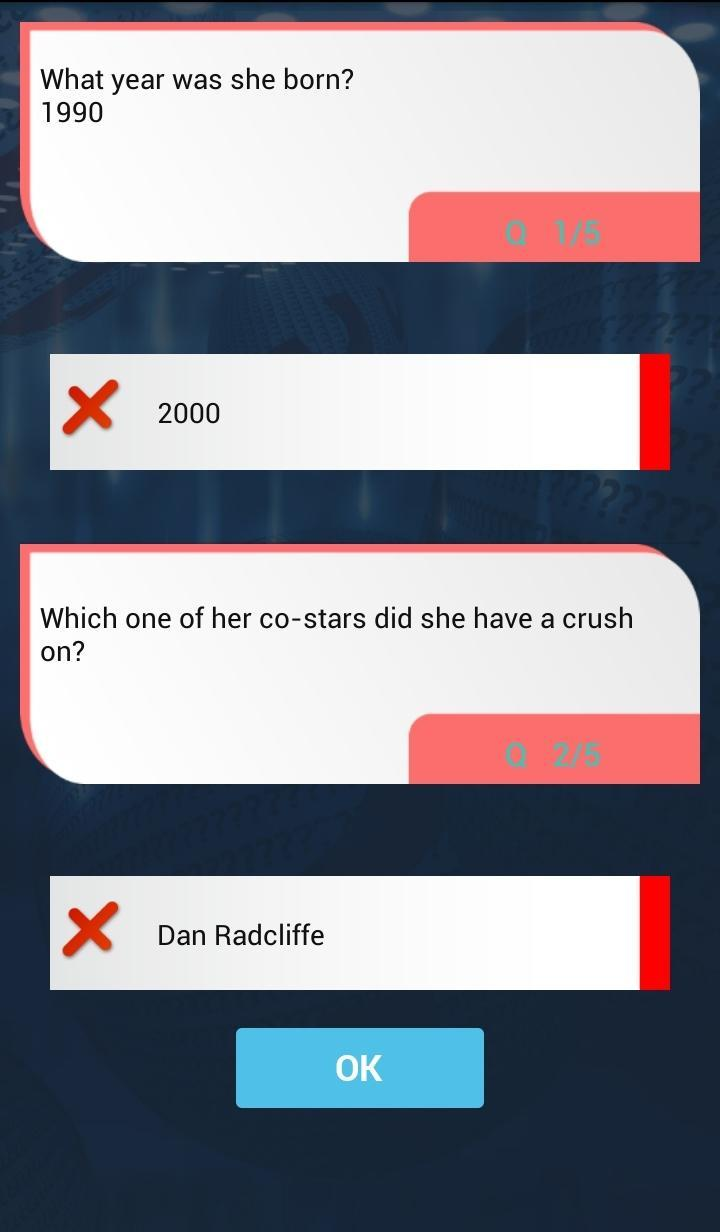 Emma Watson Quiz for Android - APK Download