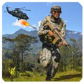 Mountain Commando Shooting icon