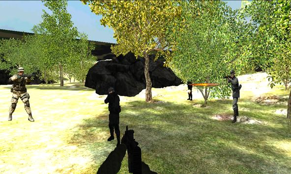Mountain Commando Shooting apk screenshot