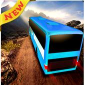 Offroad Tourist Bus Drive icon