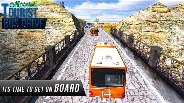 Offroad Tourist Bus Drive apk screenshot