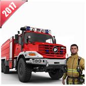 Emergency FireFightr Simulator icon