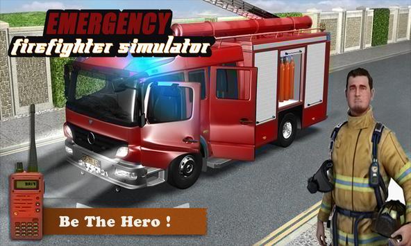 Emergency FireFightr Simulator apk screenshot