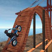 Tricky Stunt Bike Extreme Racer icon