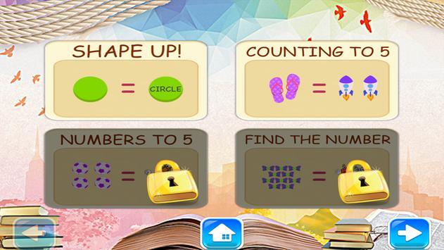 Kidz Maths poster