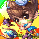 Bomb Me Brasil:Shooter Lords APK