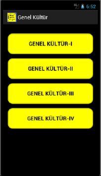 Genel Kültür 2017 Güncel apk screenshot