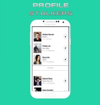 Pro Profile Stalkers For Facebook screenshot 2