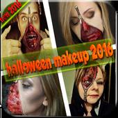 halloween stickers makeup 2016 icon