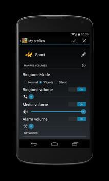 Profile Manager screenshot 2